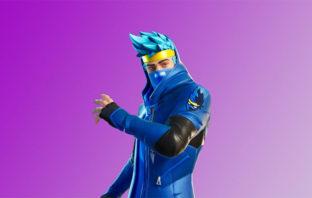 Ninja se convierte en el primer youtuber en tener su propio skin para 'Fortnite'