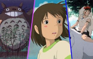 Todas las películas de Studio Ghibli que llegan a Netflix en febrero