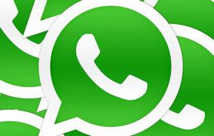 Se enviaron 100 mil millones de mensajes en WhatsApp en el fin de año 2019
