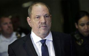 Harvey Weinstein fue declarado culpable por el cargo de acoso sexual