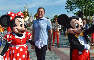 Bob Iger deja de ser el CEO de Disney: será reemplazado por Bob Chapek