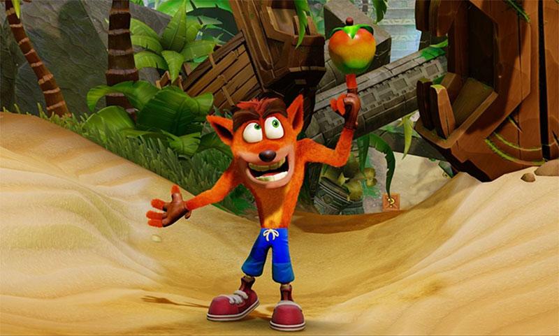 'Crash Bandicoot' podría contar con un juego para móviles