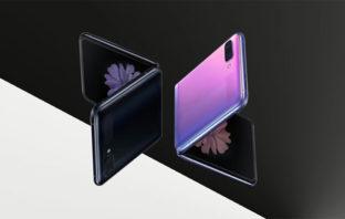 VIDEO: Samsung presenta el teléfono plegable Galaxy Z Flip
