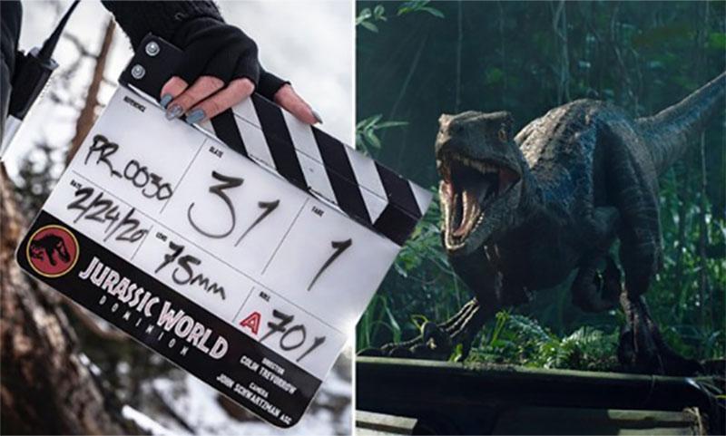 'Jurassic World 3' reveló finalmente el título oficial de la película