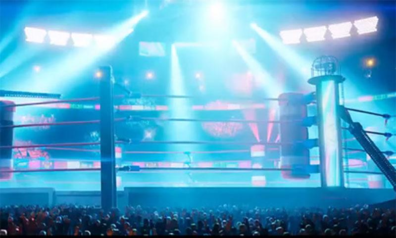 Mira el tráiler de 'Rumble', la primera película animada de la WWE