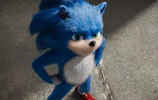 'Sonic The Hedgehog' rompe récord de taquilla en su estreno