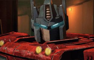Primer tráiler de la serie 'Transformers: War For Cybertron' de Netflix