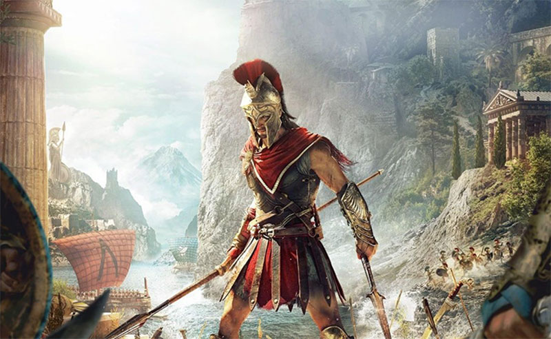 'Assassin's Creed: Odyssey' estará disponible gratis este fin de semana