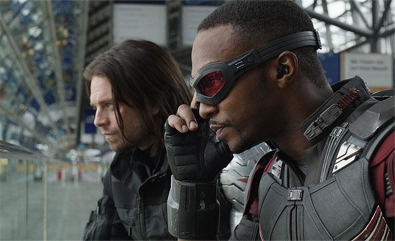 'The Falcon and The Winter Soldier' cancela rodaje a causa del coronavirus
