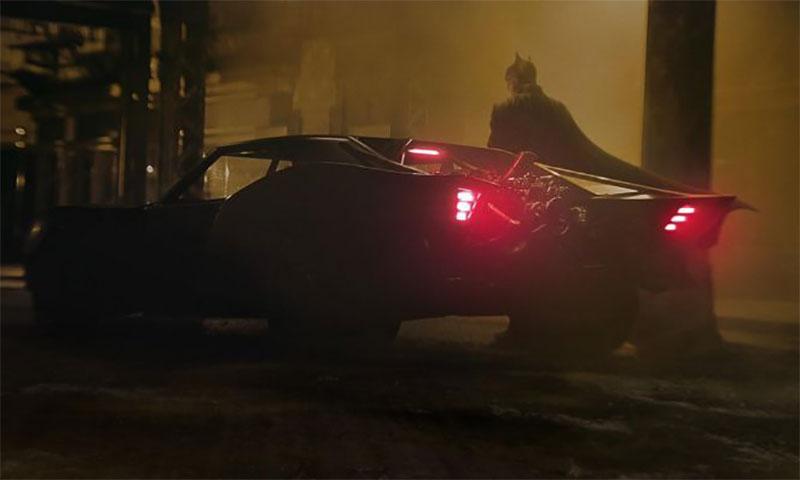 'The Batman': Primeras imágenes del Batmóvil que conducirá Robert Pattinson