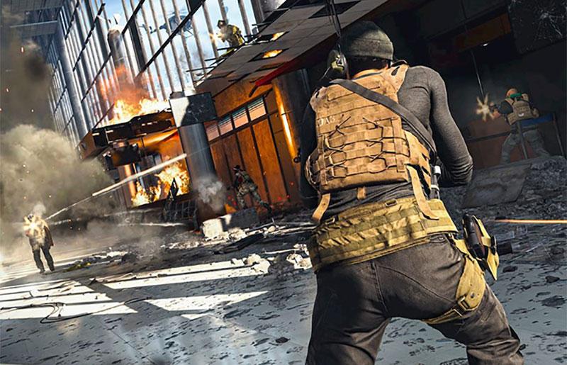 'Call of Duty: Warzone' rompe récords de jugadores en su primer día
