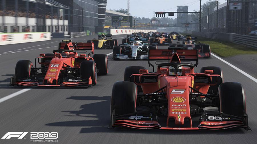 La Fórmula 1 lanza una competencia virtual por el coronavirus