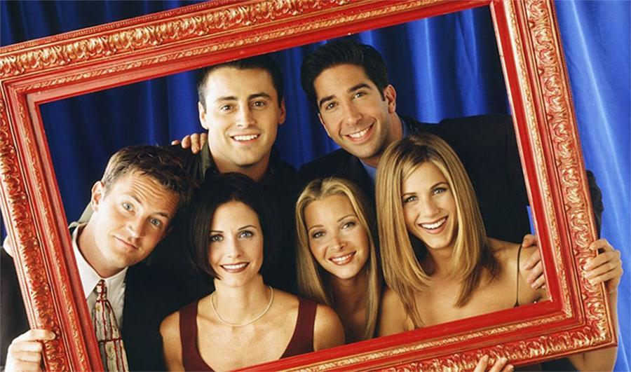 La reunión de 'Friends' se aplaza por la crisis del coronavirus
