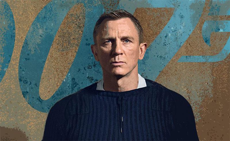 'No Time to Die' será la película más larga de toda la saga de James Bond