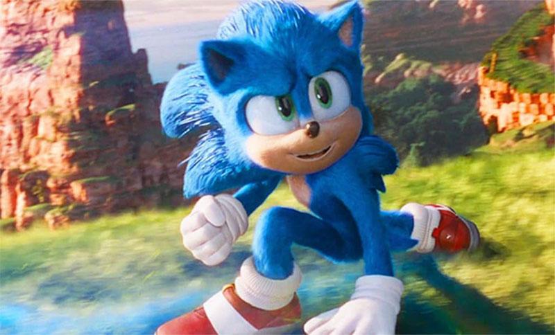 'Sonic the Hedgehog' ya es la película de videojuegos más taquillera en Estados Unidos