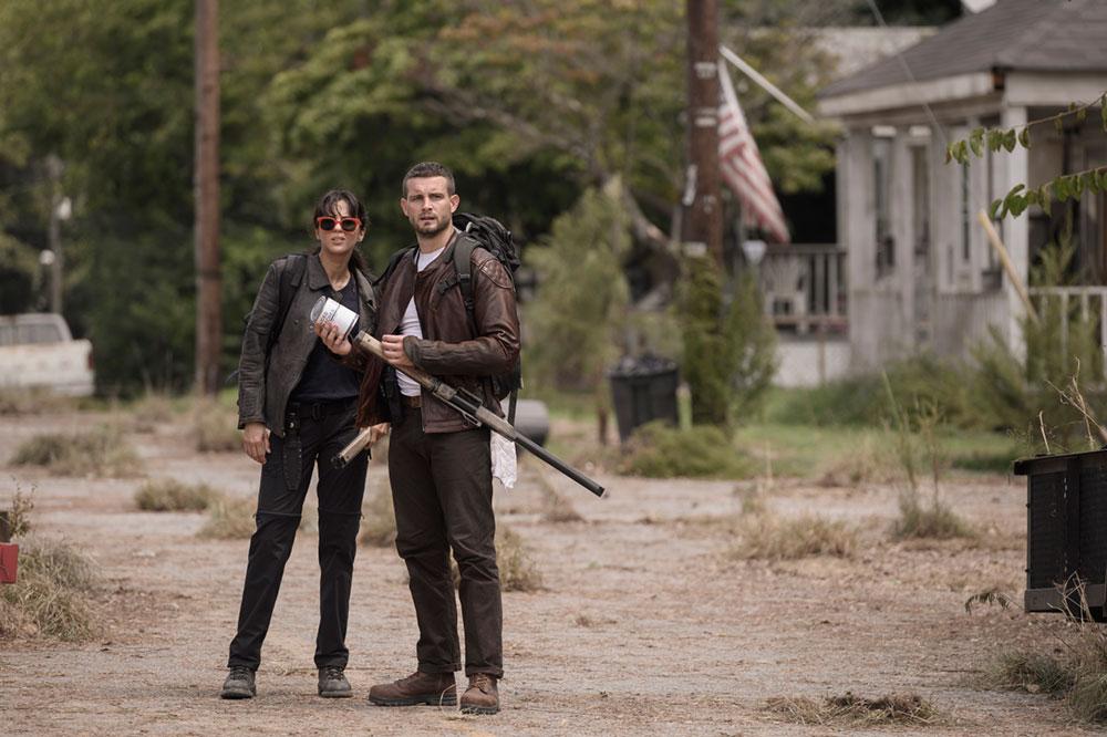 'The Walking Dead: World Beyond' retrasa su fecha de estreno por coronavirus