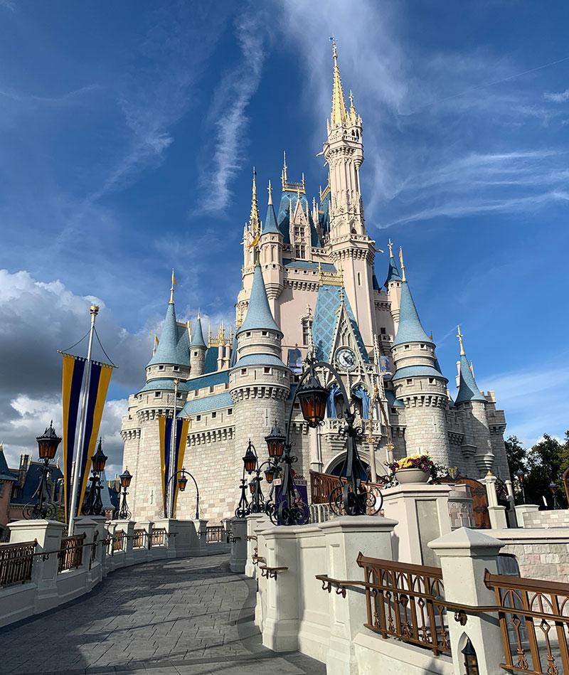 Walt Disney World ahora se ve como un mundo apocalíptico