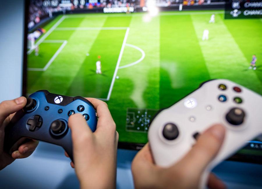 La cuarentena por coronavirus hizo crecer el uso de videojuegos