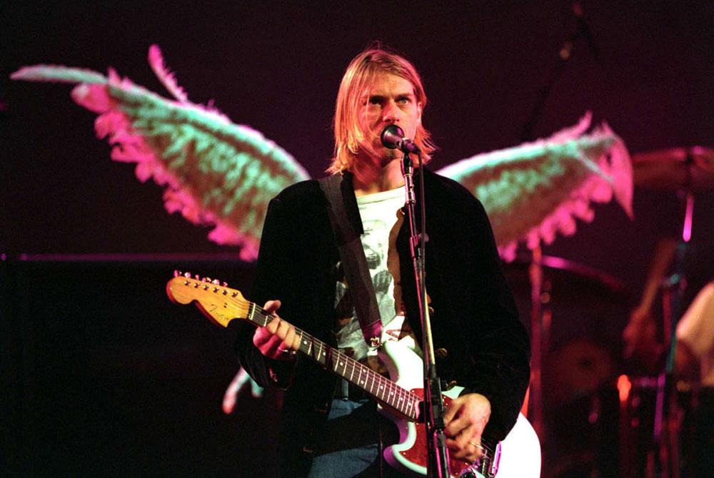 5 canciones para recordar a Kurt Cobain a 26 años de su muerte