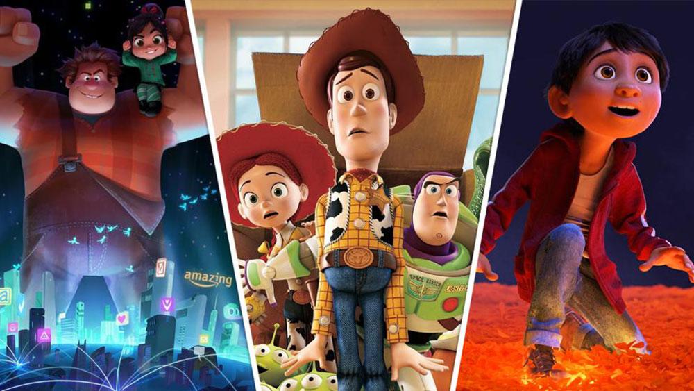 Pixar ofrece cursos gratis para aprender animación